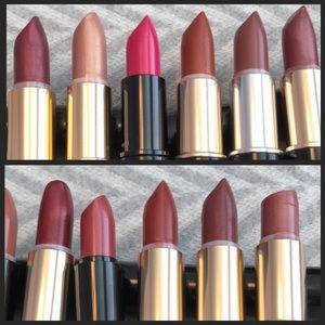 Lancôme Lipsticks • Pink Nude Shimmer Varieties